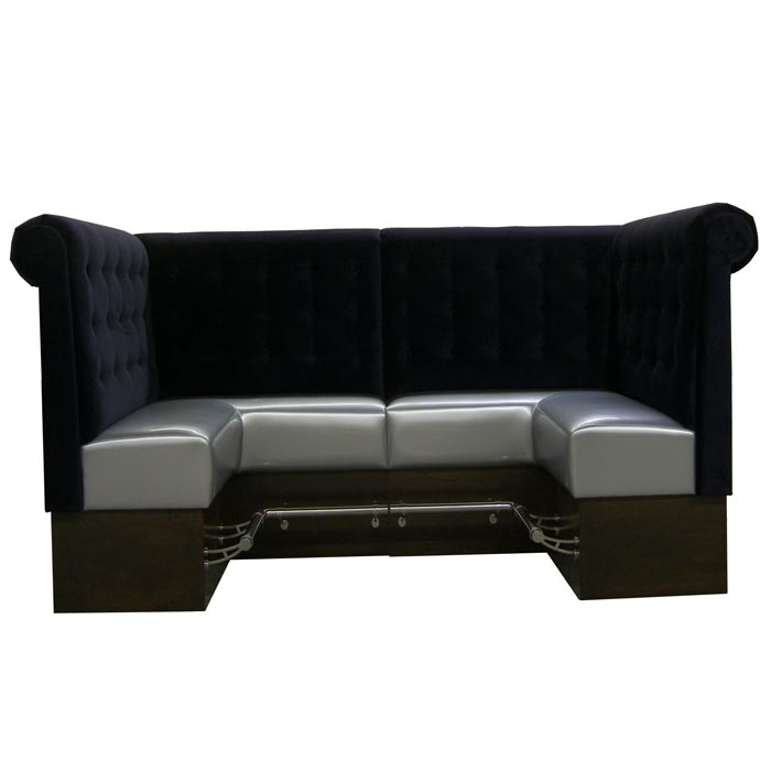 Banquette Seat Height: Booth Sofa Seating Customized U Shape Restaurant Sofa