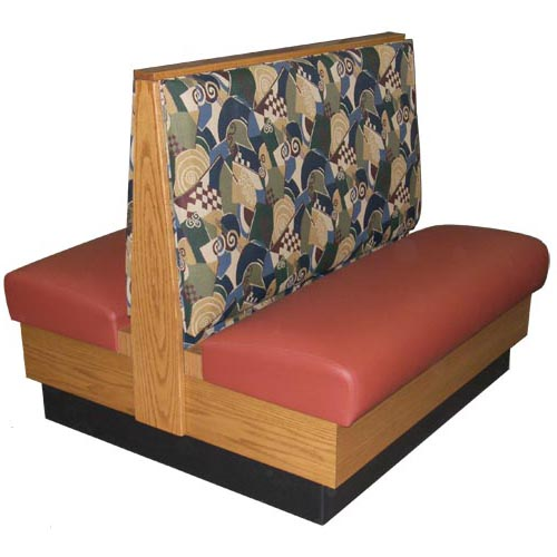 Restuarant Booth From Jays Furniture Products