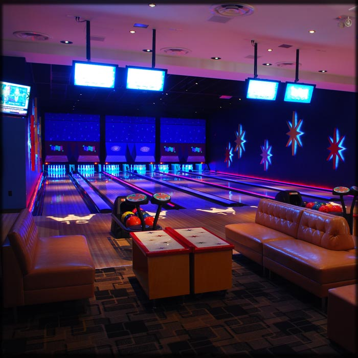 Banquettes For Bowling Alley In Massachusetts